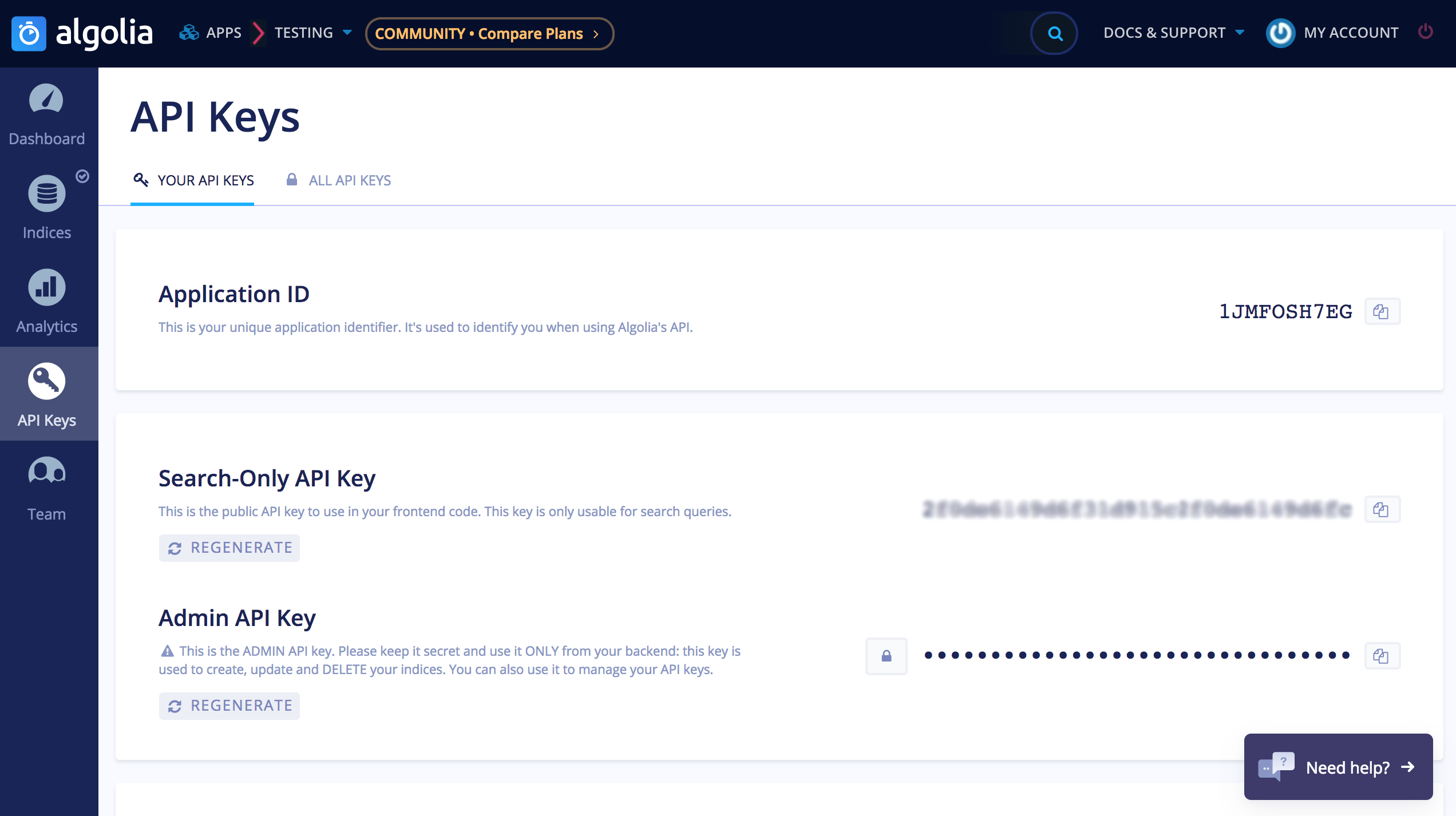 Jekyll Search with Algolia and Webtasks | Forestry io